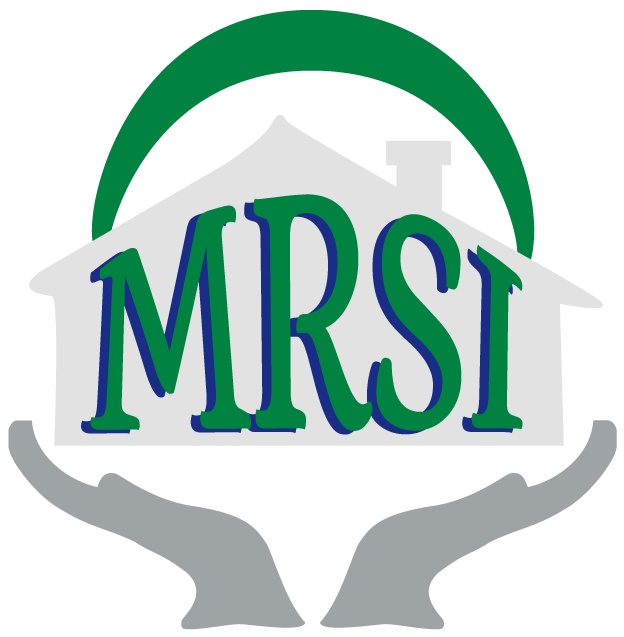 mrsi blue green logo